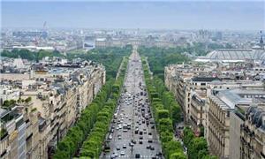 Carros não vão circular em Paris durante um dia