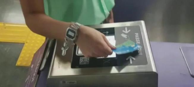 Cartão de crédito e celular já são aceitos no Metr