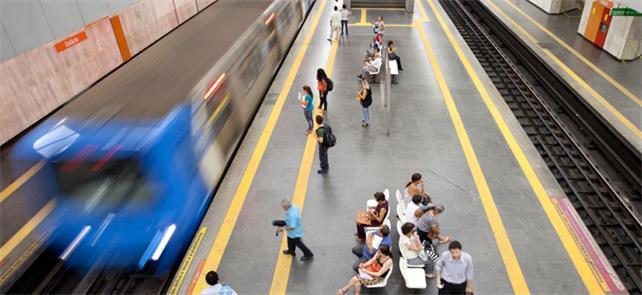 Celular será opção para compra de passagem no metr