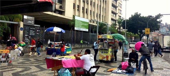 Central do Brasil: caminhos cheios de obstáculos a