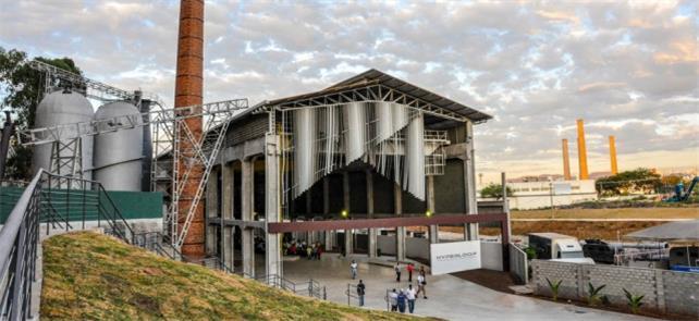 Centro de inovação ocupará antiga fábrica de Conta
