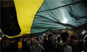 Cerca de 250 mil manifestantes se reuniram em todo