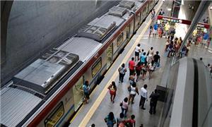 Cerca de 45 mil pessoas têm utilizado o metrô por