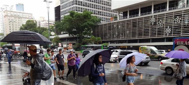 Chuva em SP
