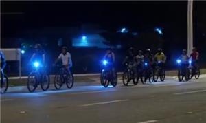 Ciclistas de Palmas enfrentam dificuldade para tra