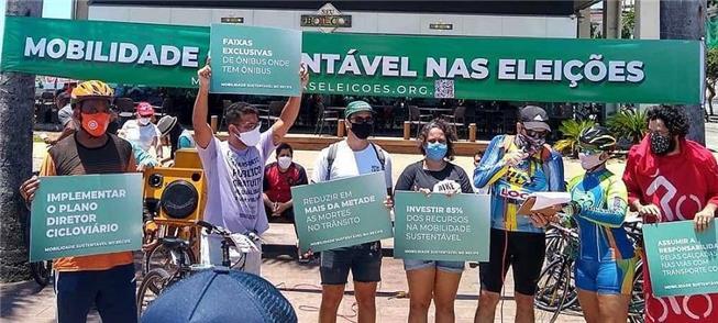 Ciclistas no Recife: seis pontos pela mobilidade n