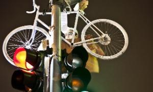 Ciclistas protestam na Av. Pirajussara na terça (3