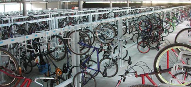 Ciclocidade lança cadernos sobre bicicletários