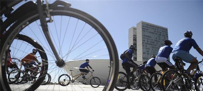 Ciclovia, bicicletários e toda a infra às bikes na