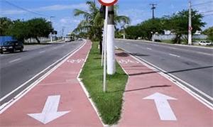 Ciclovia em Aracaju