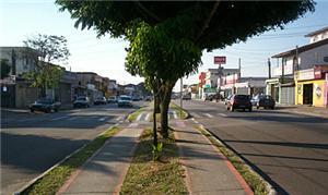 Ciclovia em São José dos Campos