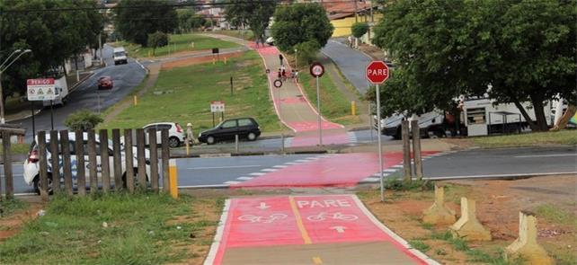 Ciclovia inaugurada em Campinas (SP) tem 3,7 km de
