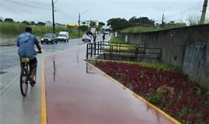 Ciclovia no Rio