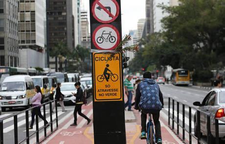 Ciclovias e ciclofaixas induzem demanda por bicicl