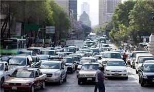 Cidade do México luta contra congestionamentos