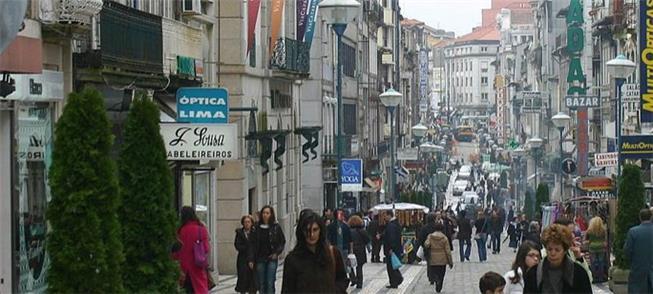 Cidade do Porto: rotas caminháveis pelo celular em