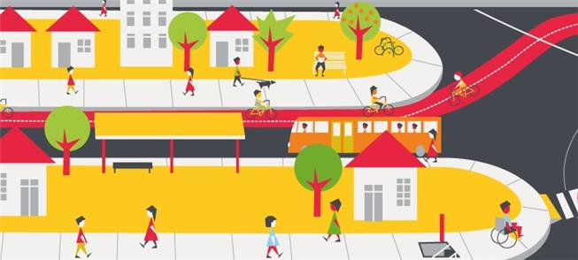 Cidade humanizada e acessível será boa para todos