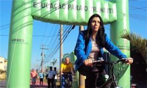 Cidade soma 115 km de ciclovias