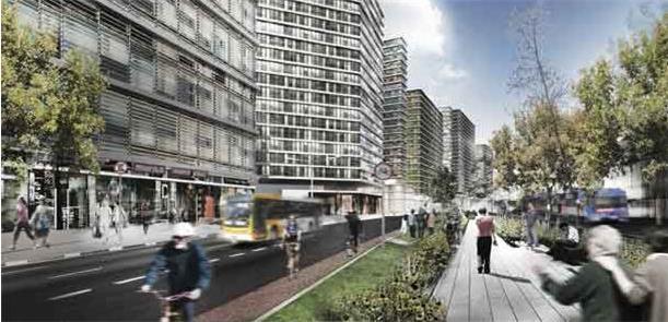 Cidades compactas, desejo da maioria dos brasileir