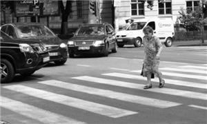 Cidades despreparadas para a mobilidade dos idosos