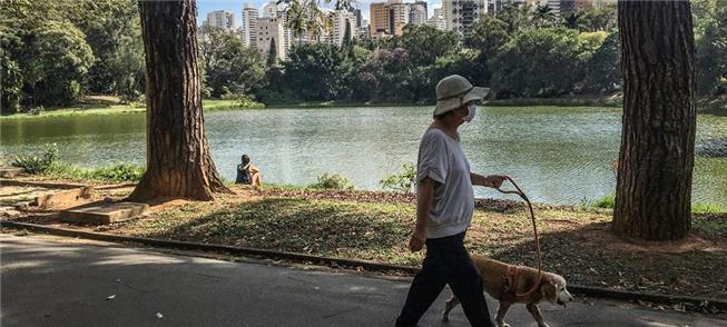 Cidades devem abrigar áreas verdes para caminhadas
