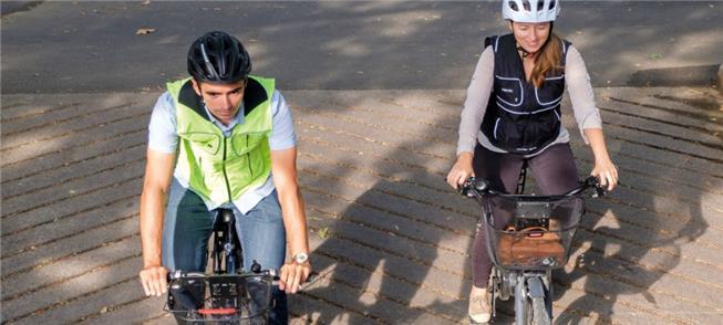 Colete acionado nas quedas evita lesões em áreas d