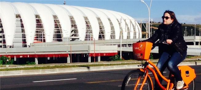 Com novos veículos, Bike Poa muda de sistema opera