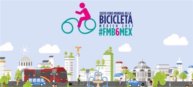 Começa o Fórum Mundial da Bicicleta, na Cidade do