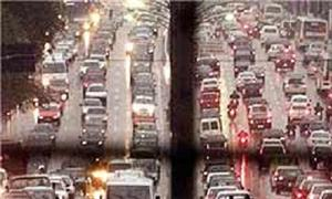 Congestionamento na capital