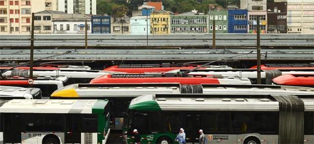 Consulta pública da licitação dos ônibus de SP ter