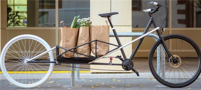 Convercycle: uma bicicleta cargueira..e dobrável!