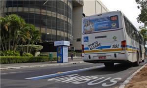 Corredor de ônibus começa a operar no sábado