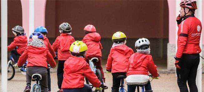 Crianças portuguesas vão aprender a pedalar na esc