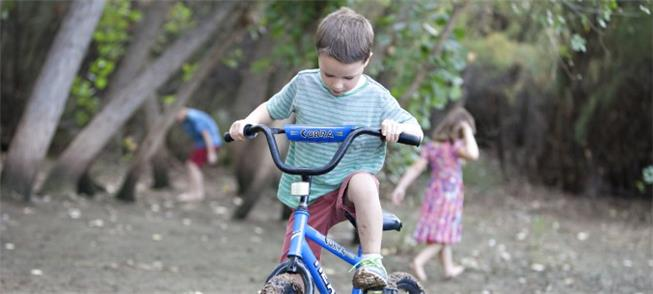 Crianças se desenvolvem em contato com a vida ao a
