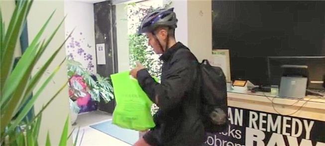 Crowdshipping: entregas feitas por cidadãos comuns