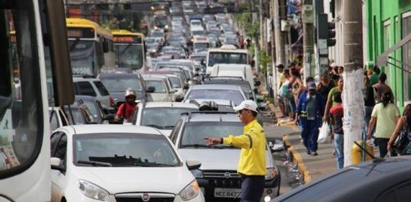 Cuiabá, a cidade que se ocupa do carro e esquece o