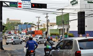 Cuiabá: um ano com fiscalização eletrônica do trân