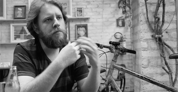 Daniel Guth: bikes elétricas compartilhadas