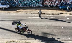 Das 18 faixas da rua João Pio Duarte, 13 estão apa