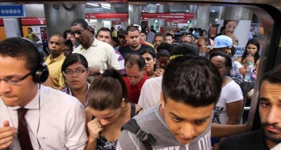 Demanda cresce mais que oferta no Metrô SP