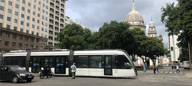 Depois do Rio (foto) Niterói também quer um VLT