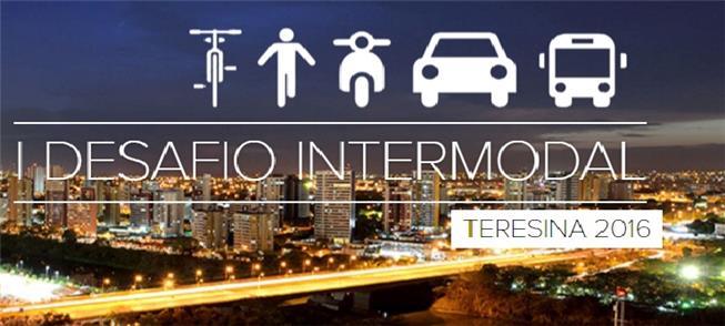 Desafio Intermodal avalia mobilidade urbana da cid