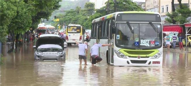 Desafio: reduzir impacto das chuvas na circulação
