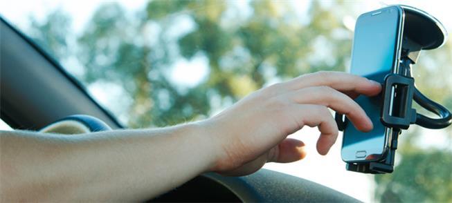 Desatenção durante a conversa é pior que dirigir c