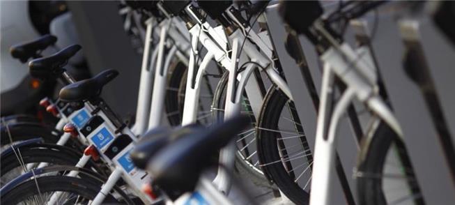 Desde ontem (22) bikes compartilhadas estão de vol