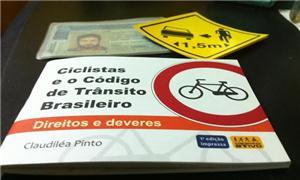 Detran-PE vai fornecer cartilha sobre bicicleta