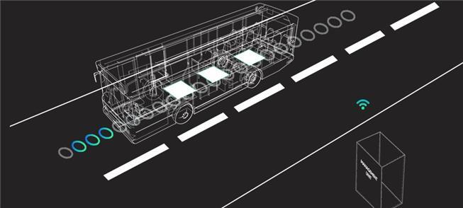 Diagrama mostra forma de carregamento dos ônibus