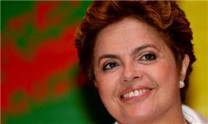 Dilma Rousseff cobra obras da Copa
