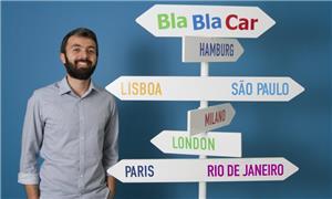 Diretor da Blablacar no Brasil, Ricardo Leite