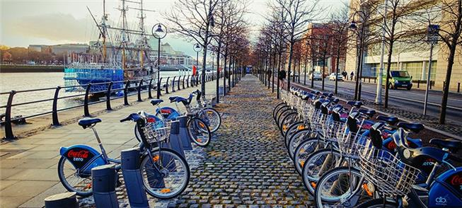 Dublin quer se tornar uma cidade para pessoas